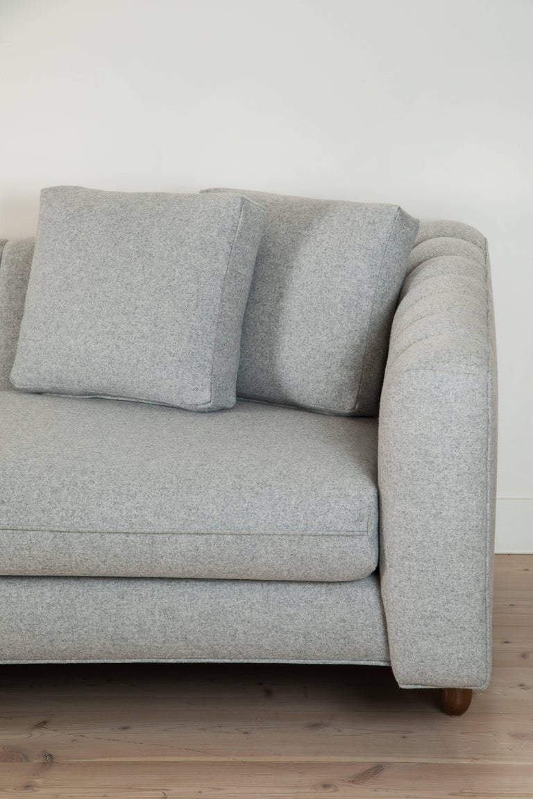 Contemporary Isherwood Sofa by Lawson-Fenning For Sale