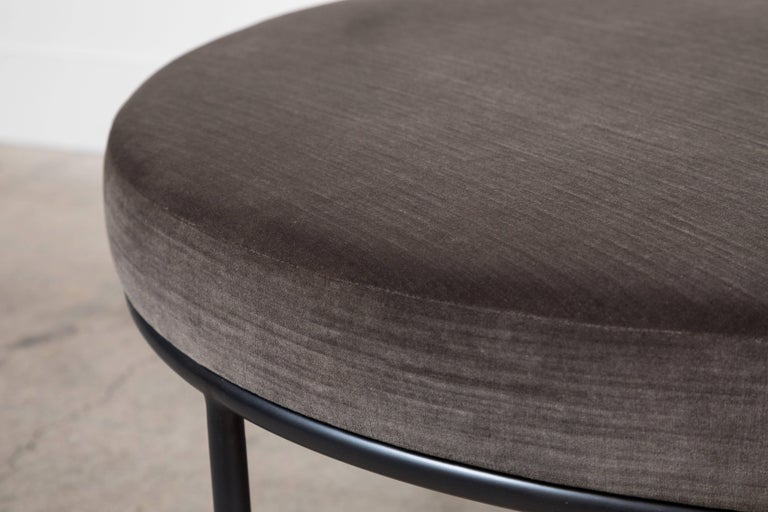 Orsini ottoman by Lawson-Fenning  Available to order in customer's own material with a 6-8 week lead time  As shown: $1,697 To order: $1,475.