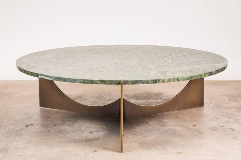 Mid-Century Modern Eclipse Coffee Table by Ten10 For Sale
