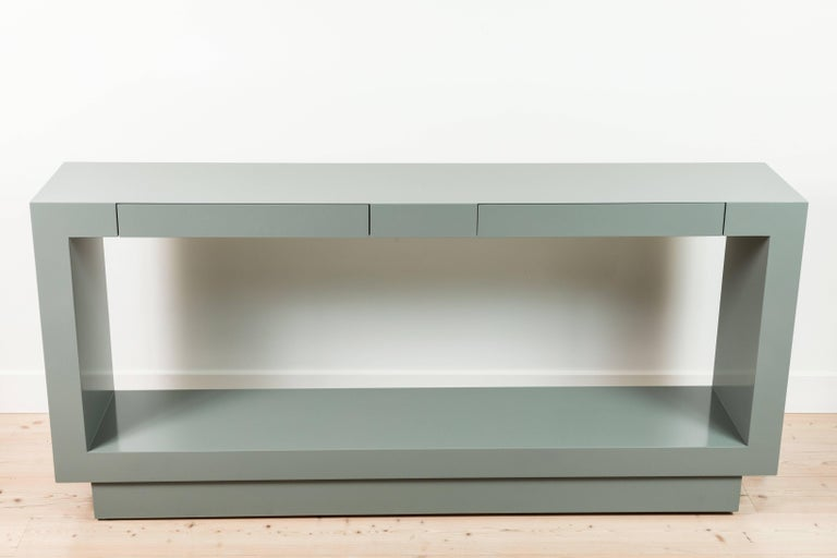 American Palisades Console by Lawson-Fenning For Sale
