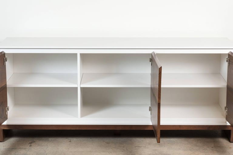 Contemporary Platform Cabinet by Lawson-Fenning For Sale