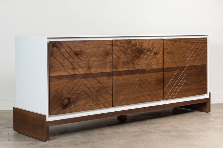 Platform Cabinet by Lawson-Fenning For Sale 2