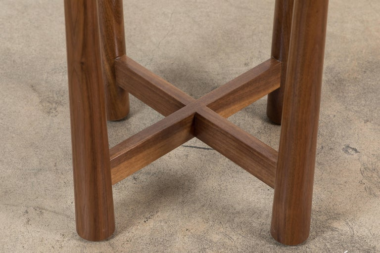 Contemporary Bronson Drinks Table by Lawson-Fenning For Sale