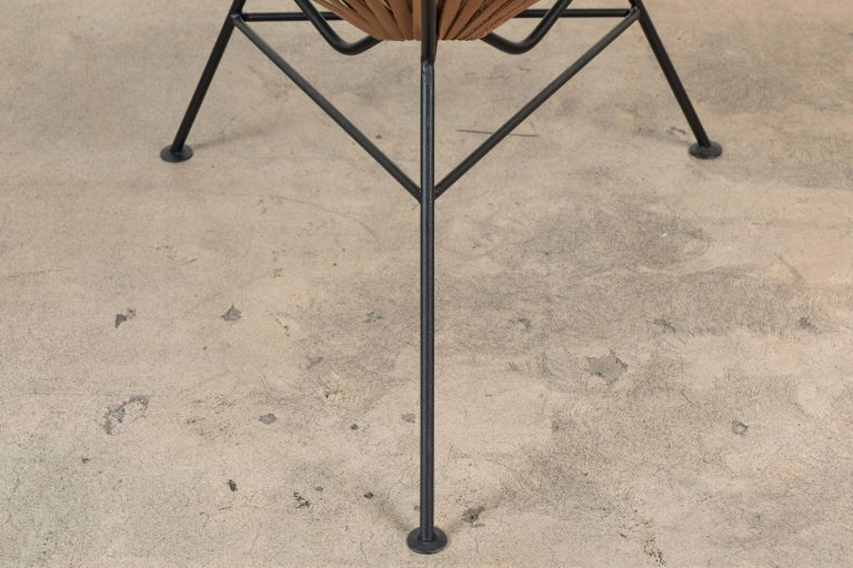 Sayulita Lounge Chair in Leather by Mexa 5
