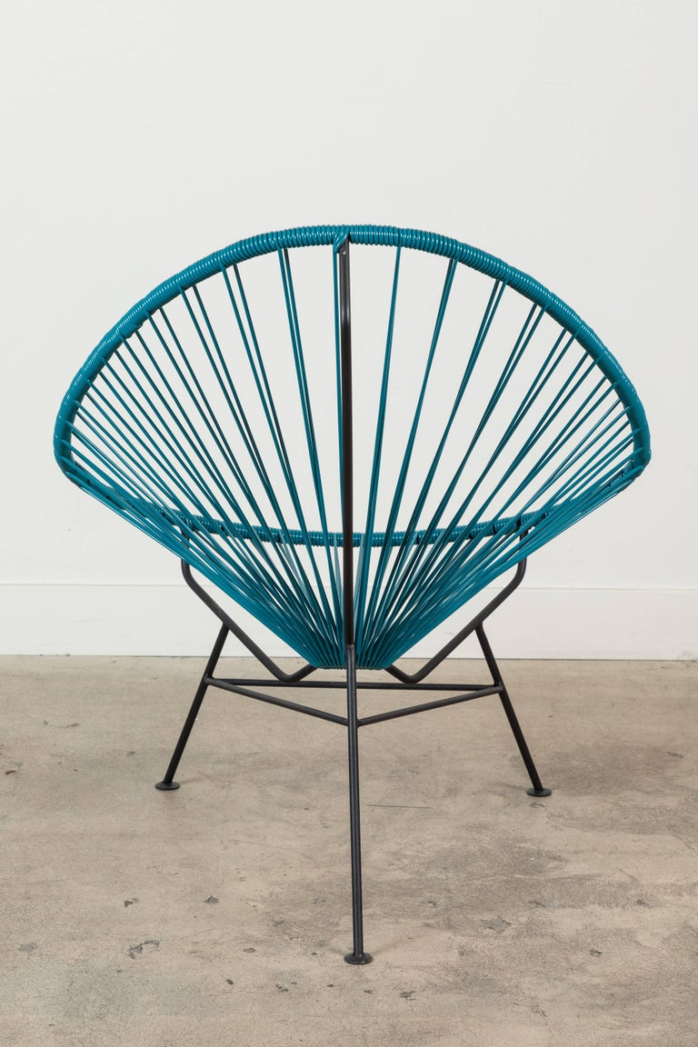 Acapulco Chair by Mexa In Excellent Condition For Sale In Los Angeles, CA