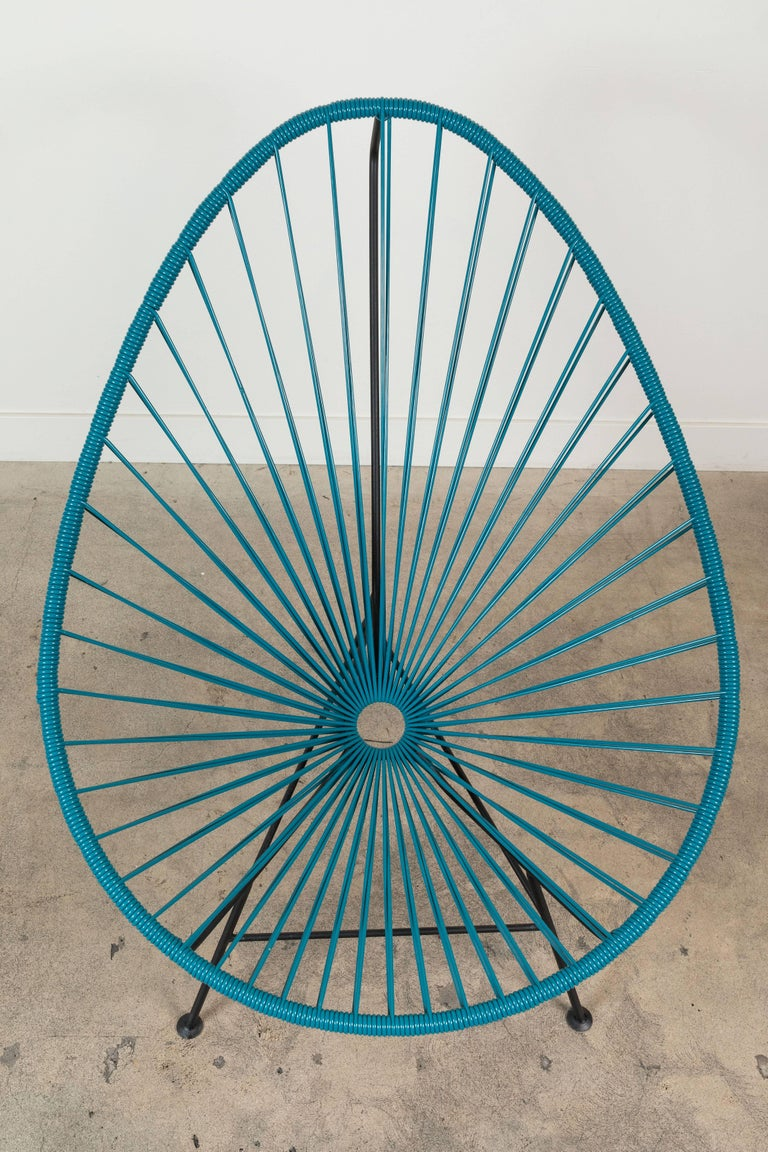 Contemporary Acapulco Chair by Mexa For Sale