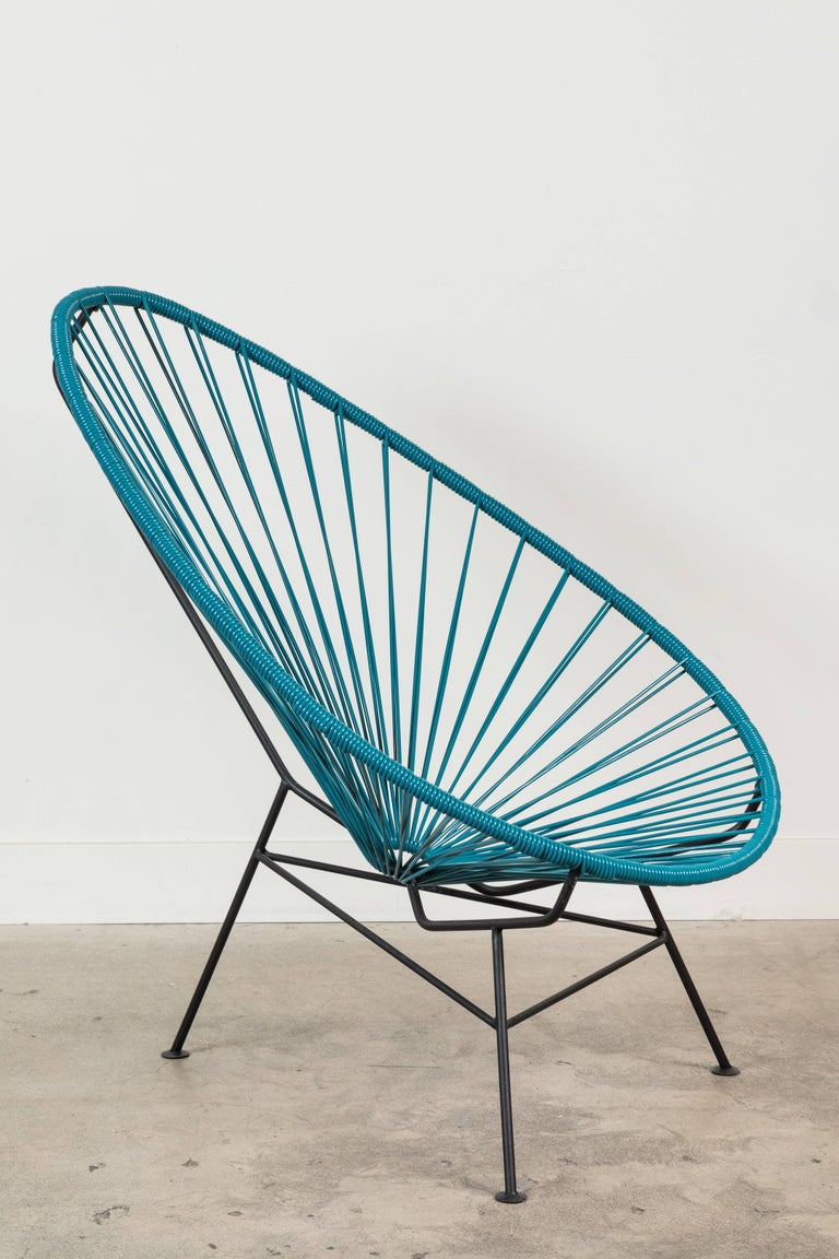 Mid-Century Modern Acapulco Chair by Mexa For Sale