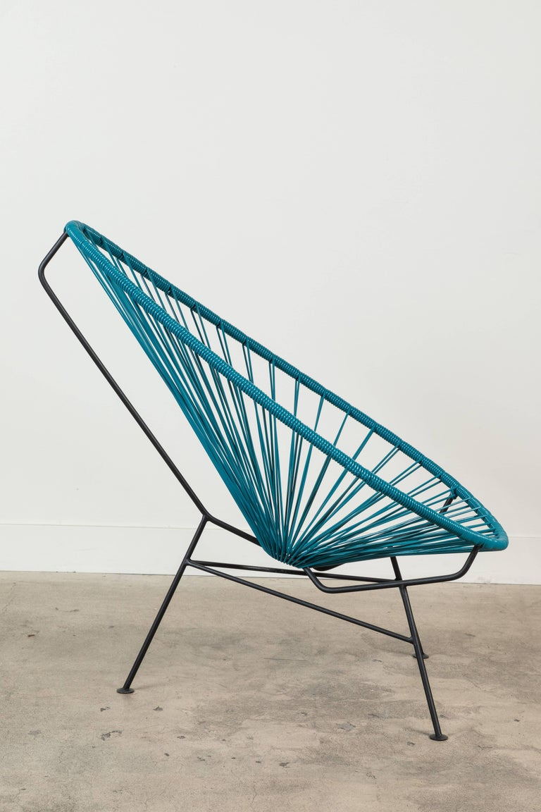 Mexican Acapulco Chair by Mexa For Sale
