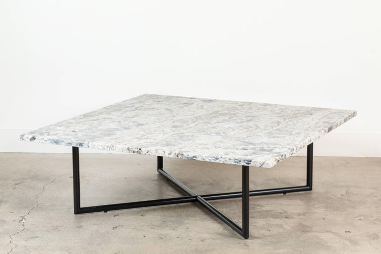 1.2.3. Coffee Table by Ten10 for Lawson-Fenning In Excellent Condition For Sale In Los Angeles, CA