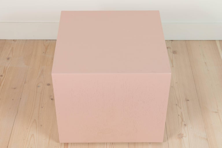 Pair of Cube Side Tables by Lawson-Fenning 3
