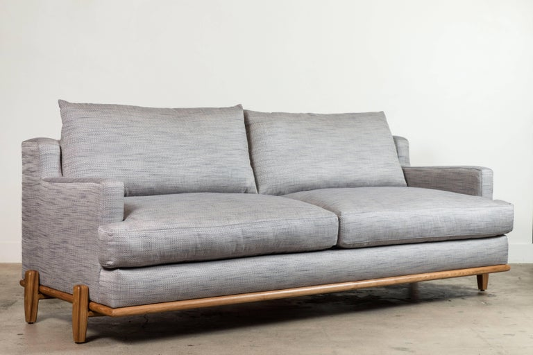 Contemporary George Sofa by Brian Paquette for Lawson-Fenning For Sale