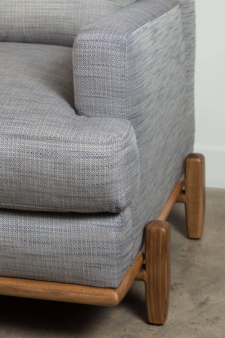 American George Sofa by Brian Paquette for Lawson-Fenning For Sale