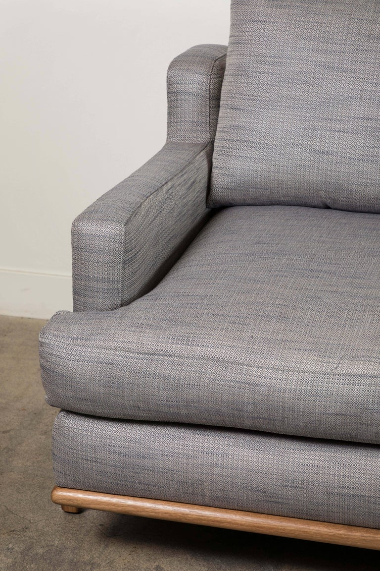 Mid-Century Modern George Sofa by Brian Paquette for Lawson-Fenning For Sale