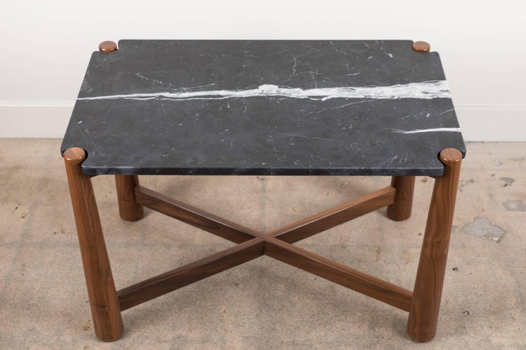 Bronson Side Table by Lawson-Fenning In Excellent Condition For Sale In Los Angeles, CA