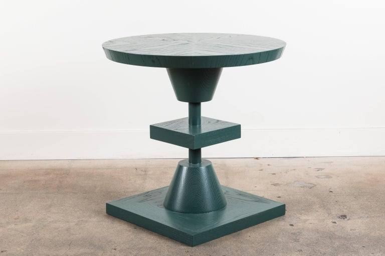 Morro Side Table by Lawson-Fenning In Excellent Condition For Sale In Los Angeles, CA