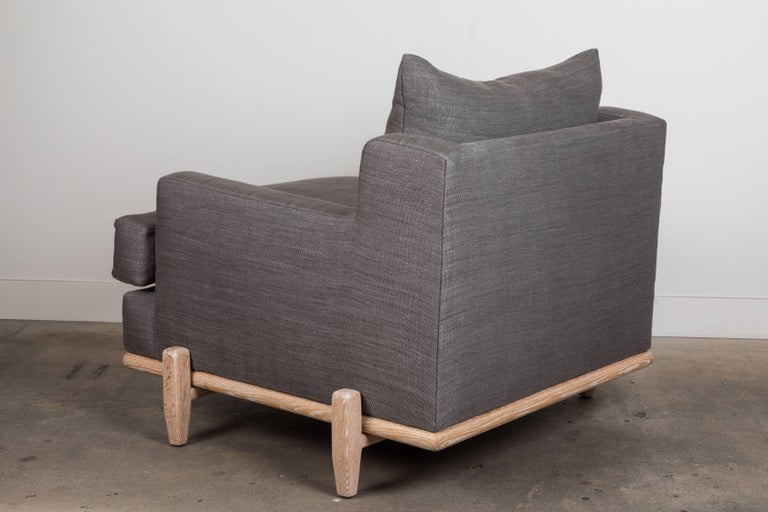 George Chair by Brian Paquette for Lawson-Fenning In Excellent Condition For Sale In Los Angeles, CA