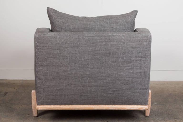 Contemporary George Chair by Brian Paquette for Lawson-Fenning For Sale