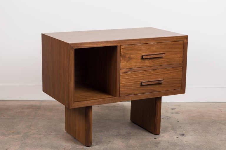 Inverness Nightstand by Lawson-Fenning In Excellent Condition For Sale In Los Angeles, CA