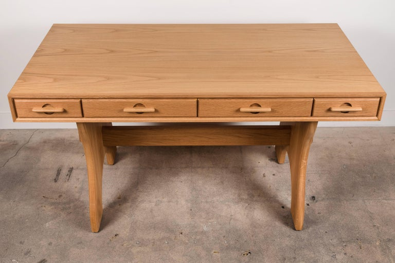 Oak Ojai Desk by Lawson-Fenning For Sale