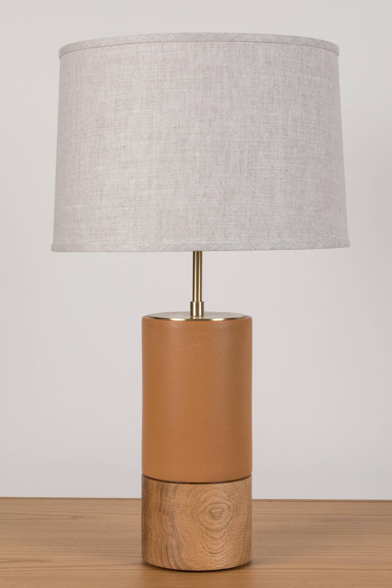 Pair of Small Baxter Lamps by Stone and Sawyer 2