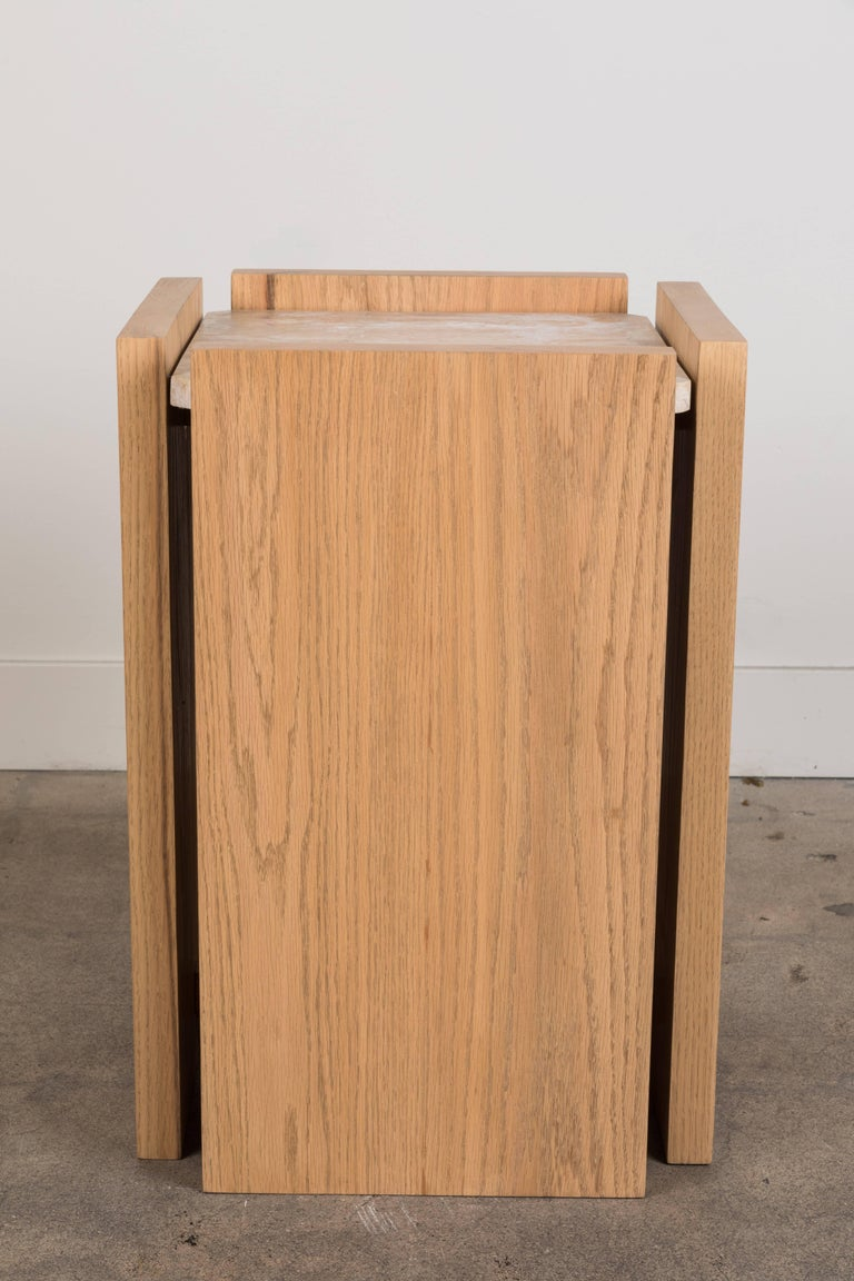 Mid-Century Modern Eppes Side Table by Brian Paquette for Lawson-Fenning For Sale