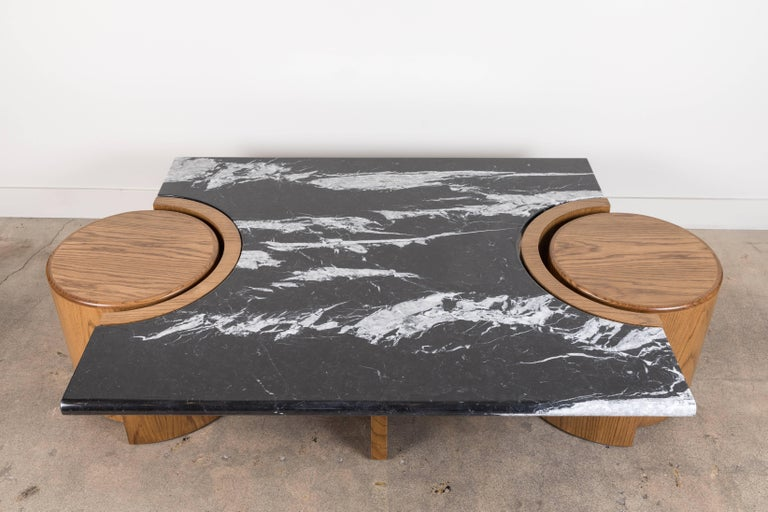 Prospect Coffee Table by Lawson-Fenning In Excellent Condition For Sale In Los Angeles, CA