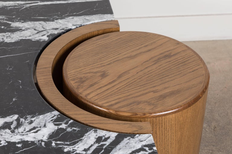 Mid-Century Modern Prospect Coffee Table by Lawson-Fenning For Sale