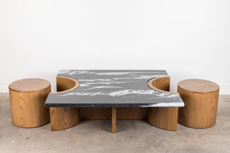 Contemporary Prospect Coffee Table by Lawson-Fenning For Sale