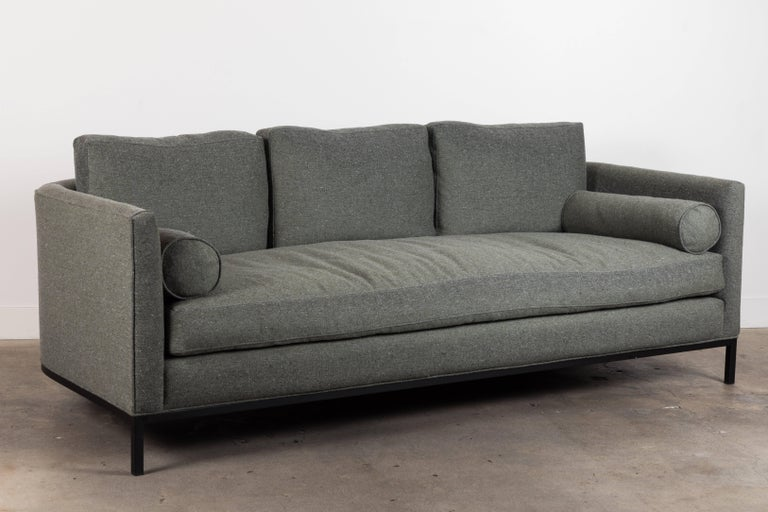 Curved Back Sofa by Lawson-Fenning In Excellent Condition For Sale In Los Angeles, CA