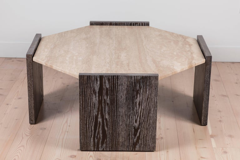 Mercer Coffee Table by BP for LF In Excellent Condition For Sale In Los Angeles, CA