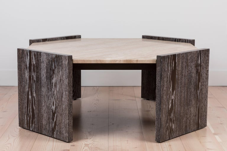 Mercer coffee table by BP for LF.