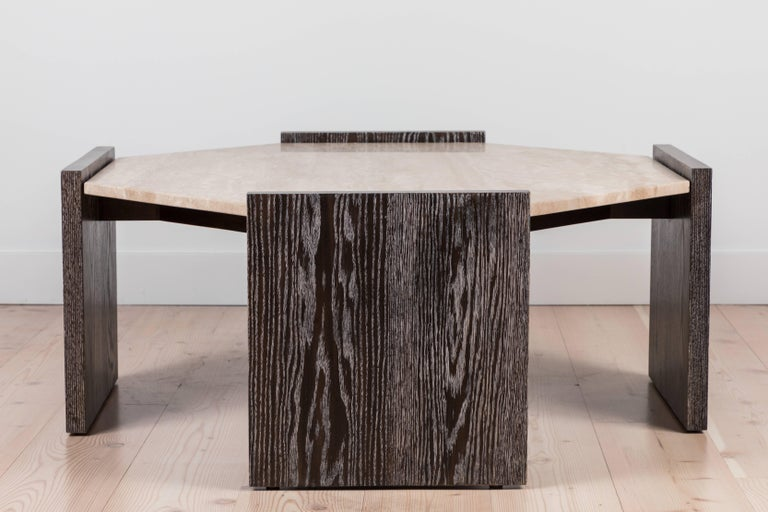 Mercer Coffee Table by BP for LF For Sale 1