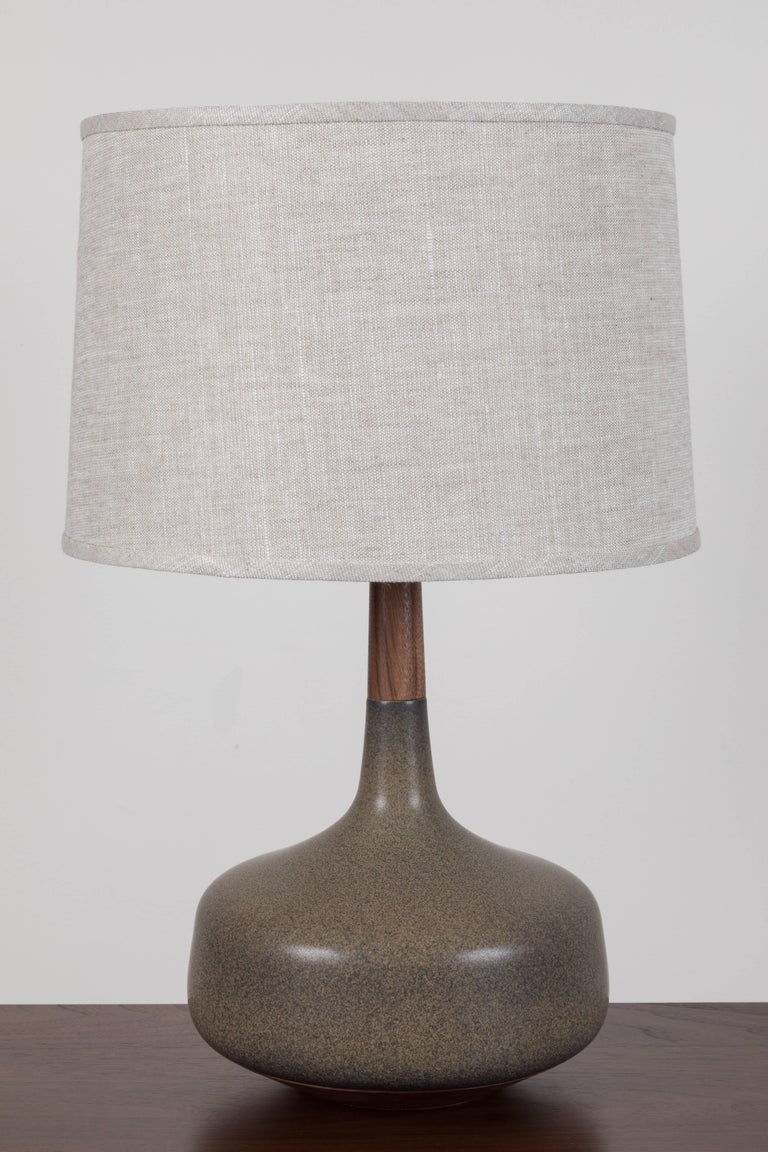Pair of Hilo lamps by Stone and Sawyer for Lawson-Fenning.