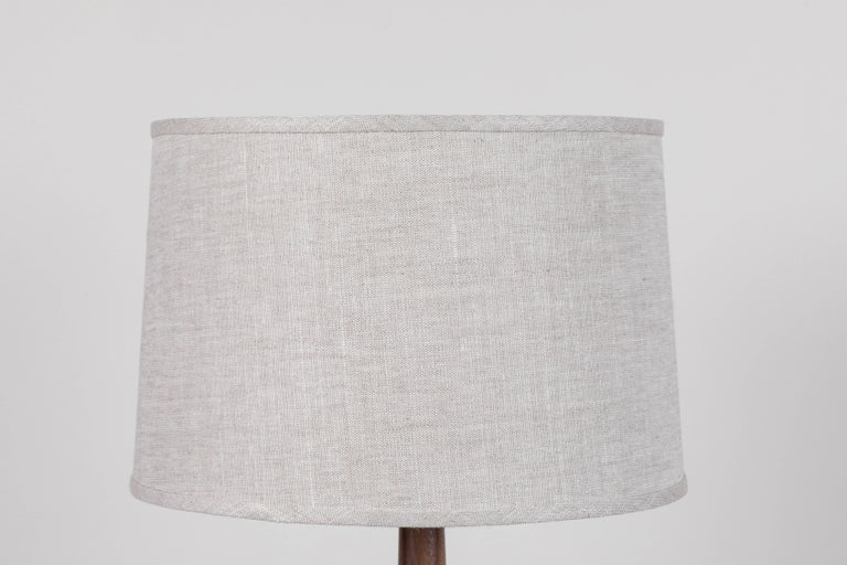 Mid-Century Modern Pair of Hilo Lamps by Stone and Sawyer for Lawson-Fenning For Sale