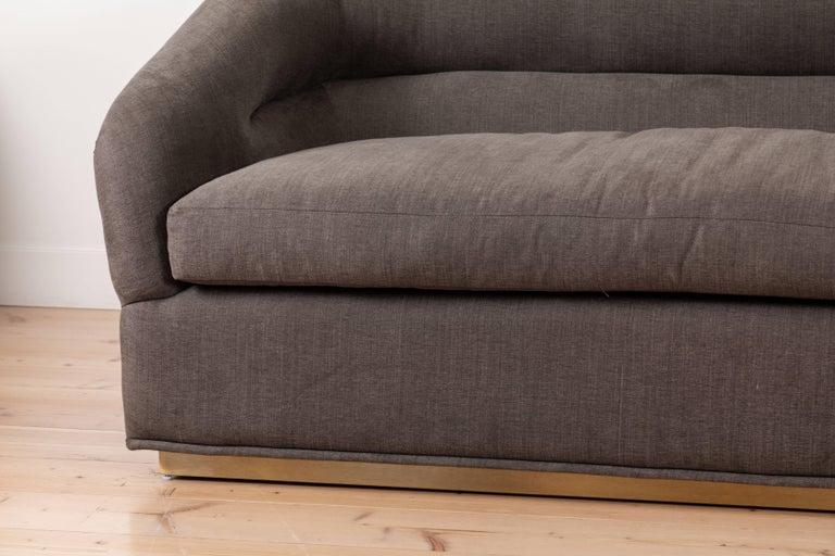 Mid-Century Modern Huxley Sofa by Lawson-Fenning For Sale