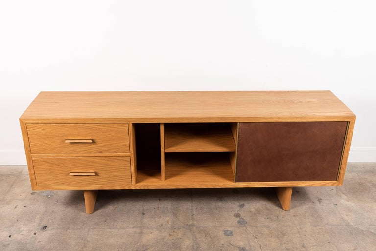 Inverness media cabinet by Lawson-Fenning.