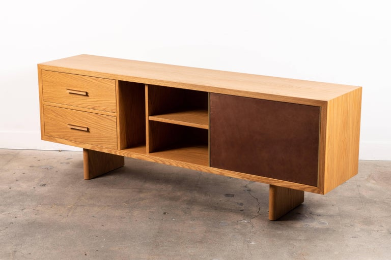 Inverness Media Cabinet by Lawson-Fenning For Sale 1
