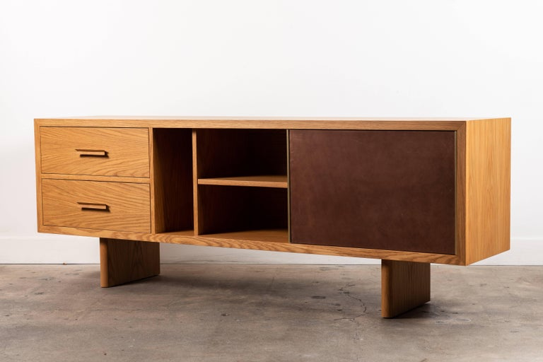 Inverness Media Cabinet by Lawson-Fenning For Sale 3