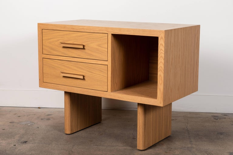 Pair of Inverness Nightstands by Lawson-Fenning For Sale 2