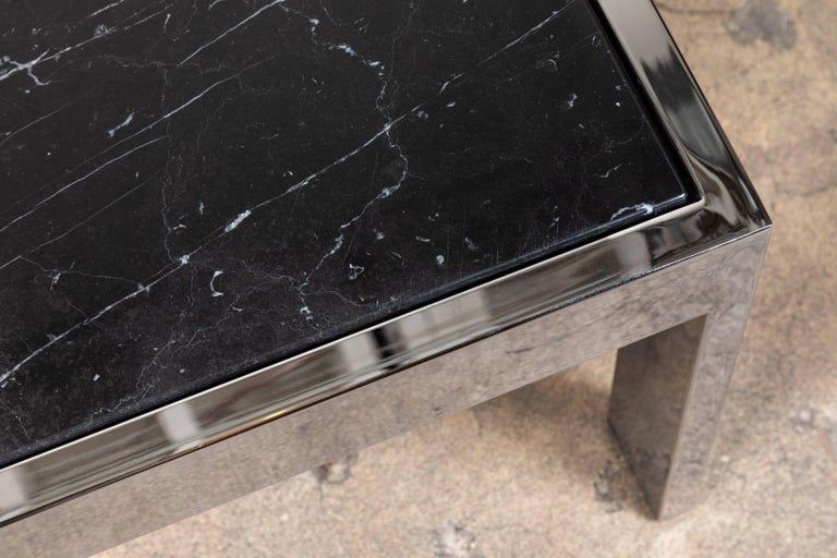 Contemporary Pace Coffee Table by Lawson-Fenning For Sale