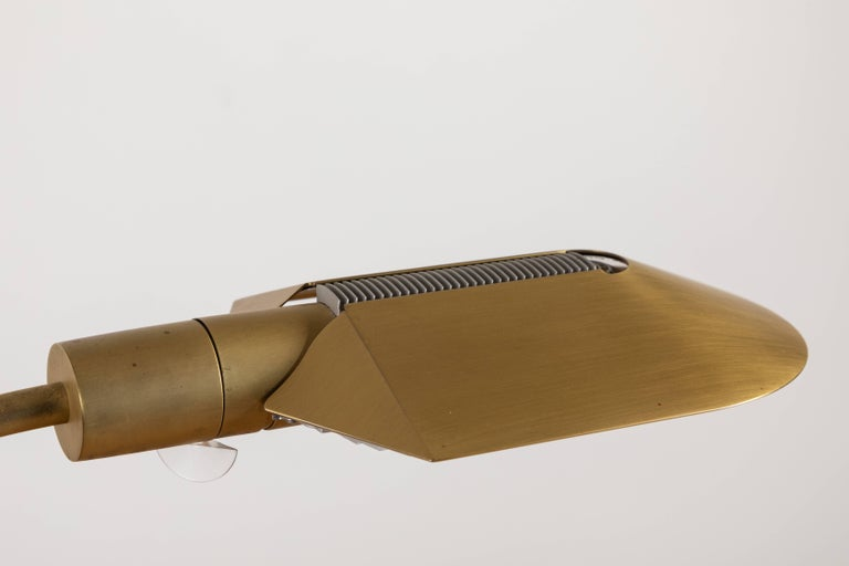 American Desk Lamp Model 5D ST by Cedric Hartman For Sale