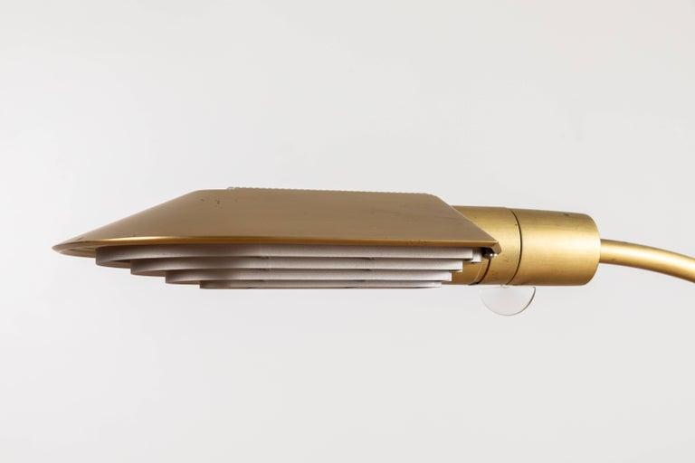 Desk Lamp Model 5D ST by Cedric Hartman For Sale 2
