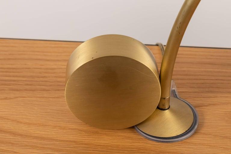 Mid-Century Modern Desk Lamp Model 5D ST by Cedric Hartman For Sale