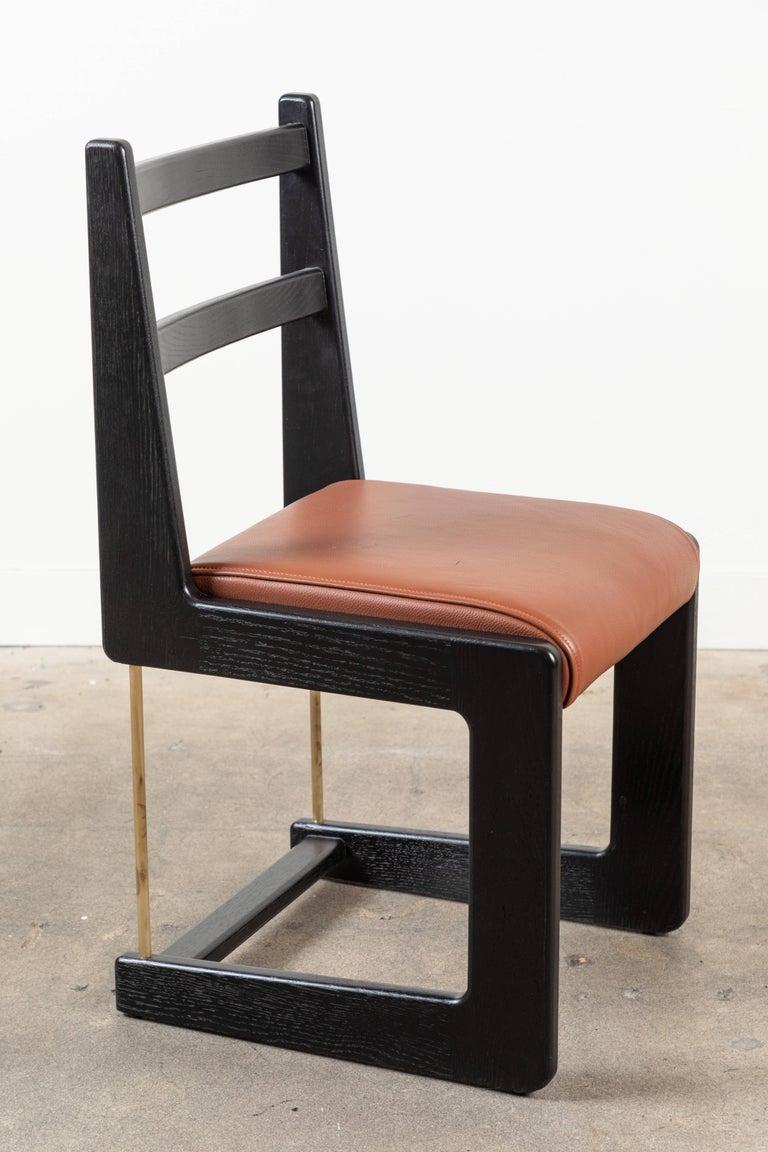 Cruz Dining Chair by Lawson-Fenning For Sale 1