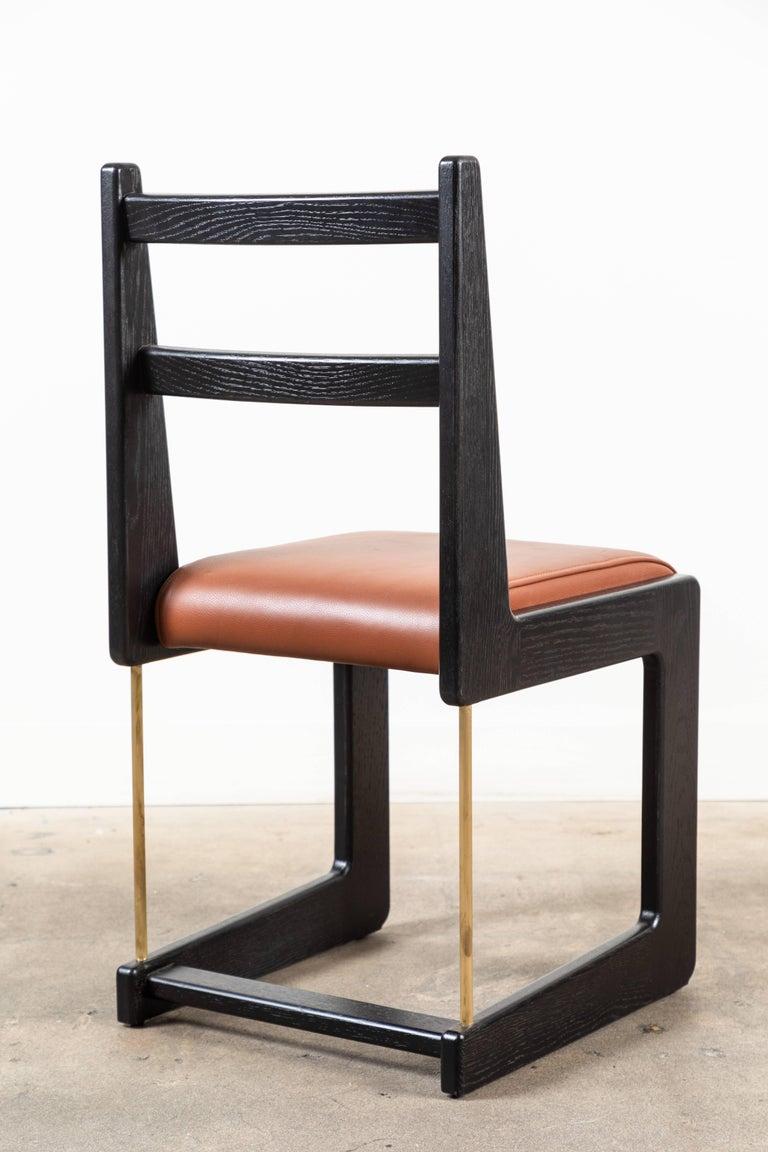 Cruz Dining Chair by Lawson-Fenning For Sale 2