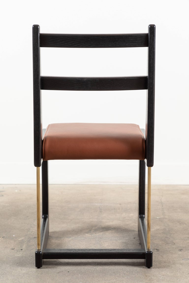 Cruz Dining Chair by Lawson-Fenning For Sale 3