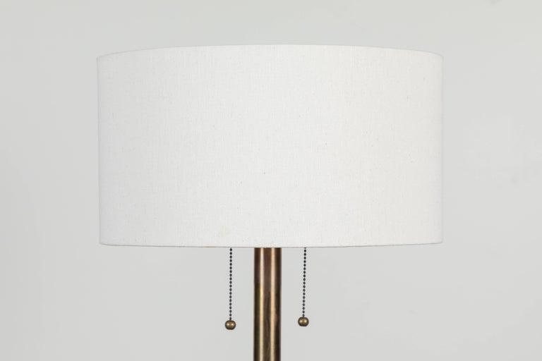 Paul floor lamp by Lawson-Fenning.  Available to order in various finishes with a 6-8 week lead time.