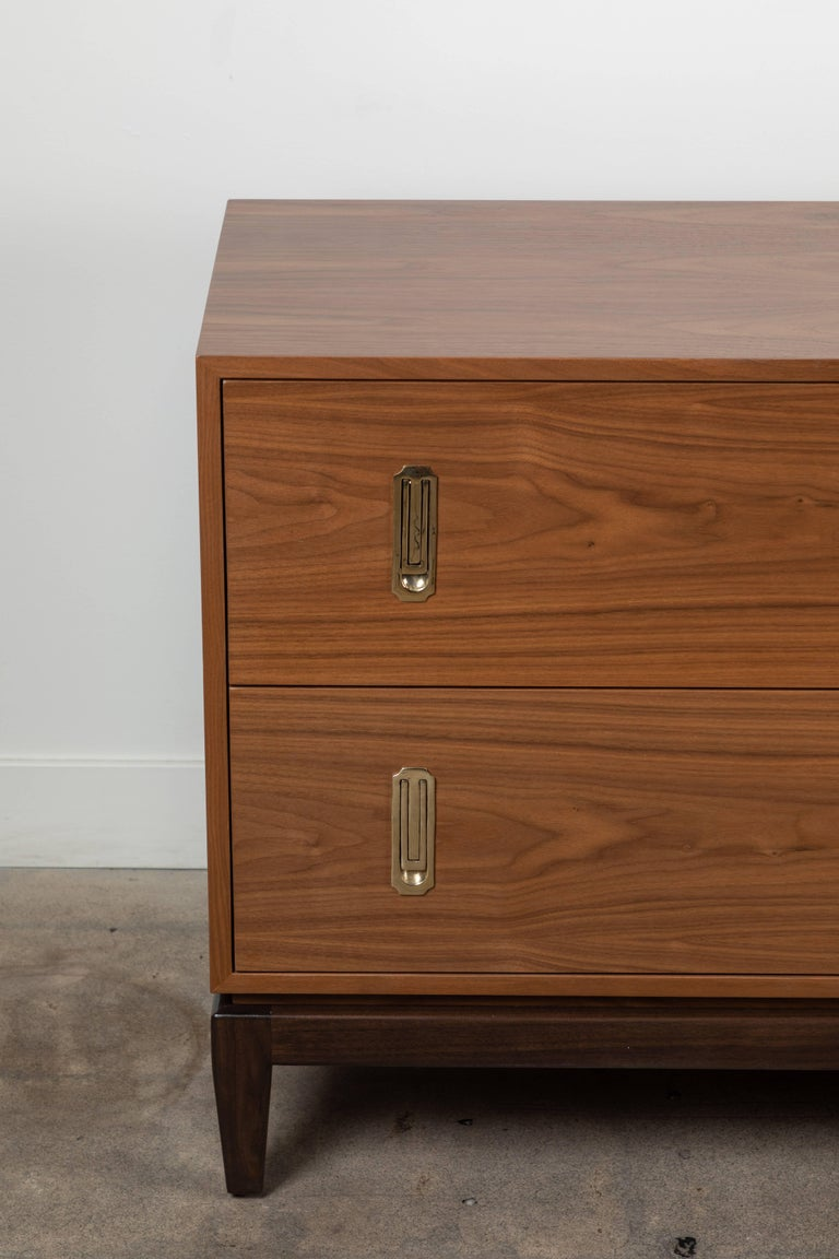 Mid-Century Modern Arcadia Chest, Four-Drawer by Lawson-Fenning For Sale