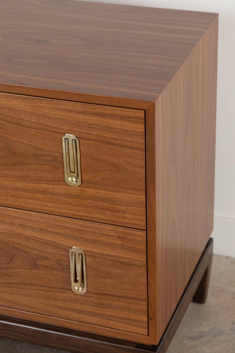 Contemporary Arcadia Chest, Four-Drawer by Lawson-Fenning For Sale