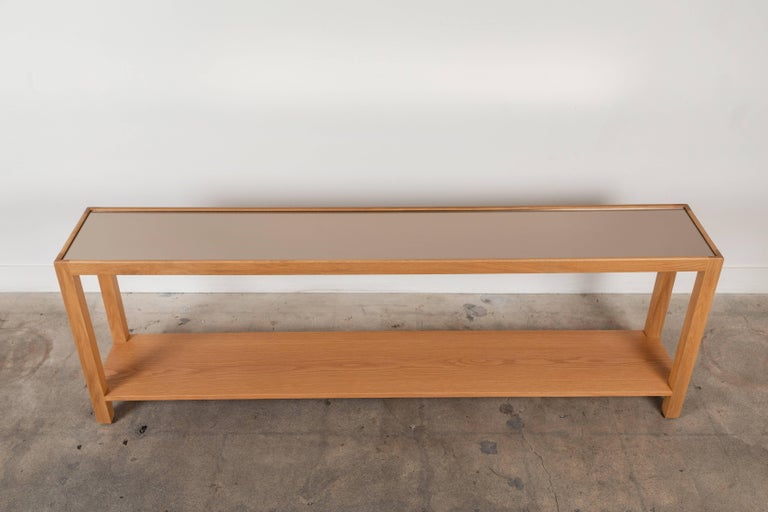 Narrow Console by Lawson-Fenning For Sale 1